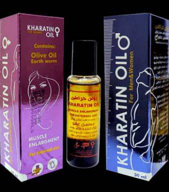 kharatin oil