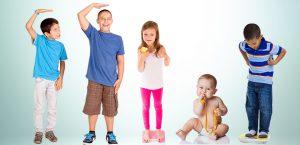 رشد فیزیکی و ذهنی کودک