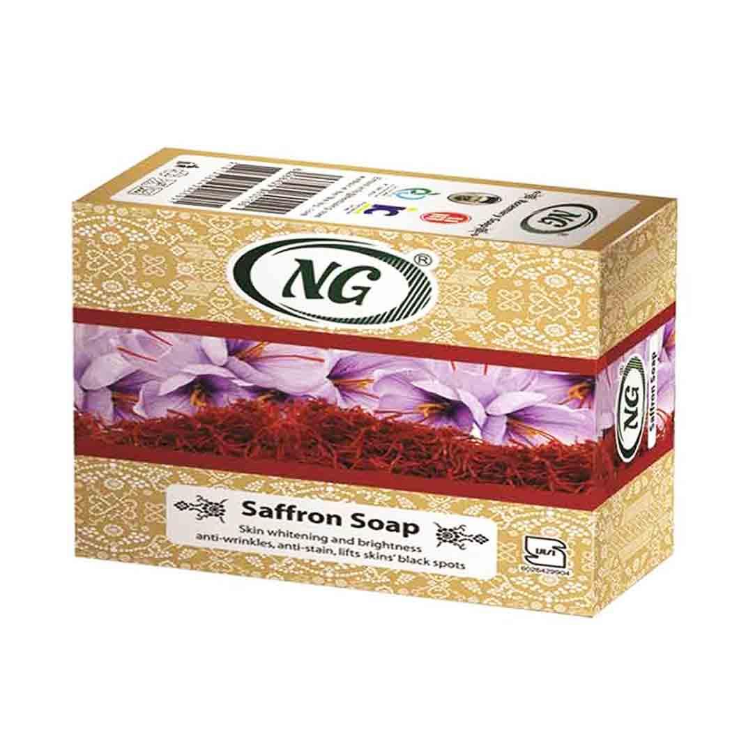 صابون زعفران ناجیان ( NG ) ان جی ۵۰ گرمی