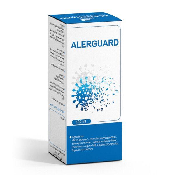 محلول خوراکی آلرگارد
