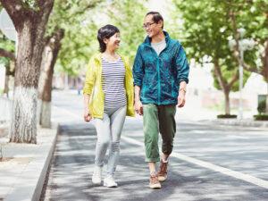 1000 قدم  پیاده روی اضافی ممکن است طول عمر شما را افزایش دهد
